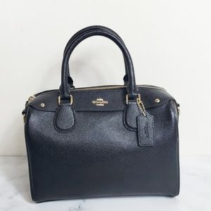 Coach Black Crossbody Handbag